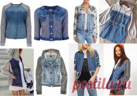 Новая одежда из старых джинсов - много-премного идей для переделки | МНЕ ИНТЕРЕСНО | Яндекс Дзен