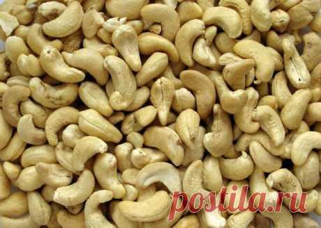 Чтобы забыть про аптеки, грызите кешью — орехи | Дары природы