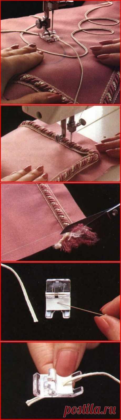 (15) кройка и шитье