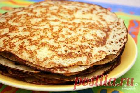 7 tasty recipes of pancakes on sour milk!