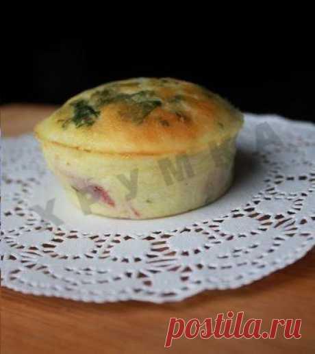 Суфле с сыром и беконом Малхолланд драйв