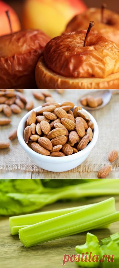 8 продуктов, которые можно есть на ночь без вреда для фигуры | Marie Claire
