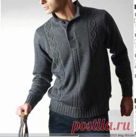 Вязание- мужчинам | Записи в рубрике Вязание- мужчинам | Обо всём, что заинтересовало...