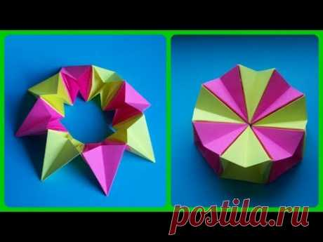 Super Hand-made articles From Paper. It is simple to make the Toy! It is fascinating to play!