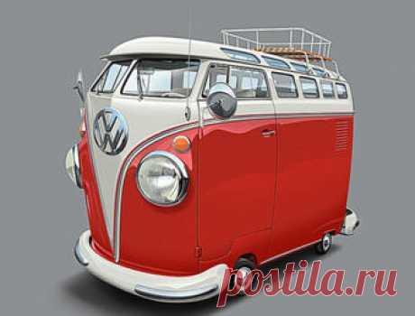 Автобайки: Седан Volkswagen Jetta