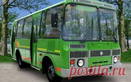 Наиболее популярные автобусы в России