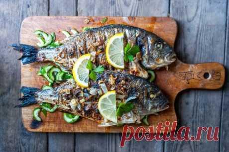 Как правильно и эффектно запечь рыбу «как в ресторане» — Полезные советы