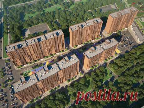 ЖК На Красных Партизан 2 Краснодар: покупка квартиры от застройщика