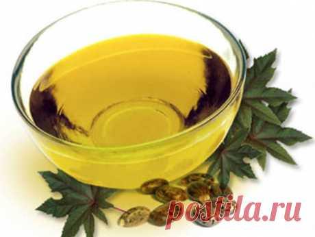 Касторовое масло для лица от прыщей, морщин и пигментных пятен