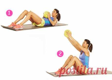 6 упражнений, которые сожгут жир на животе быстрее, чем что угодно еще! - Lifter