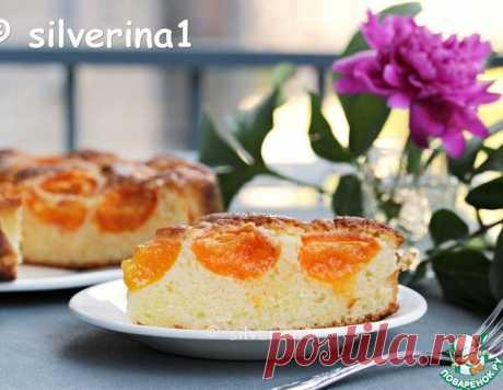 Абрикосовый пирог – кулинарный рецепт