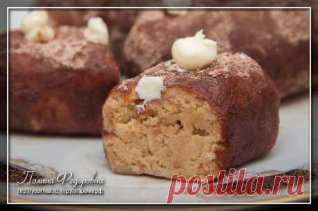 Пирожное Картошка | Домашние рецепты