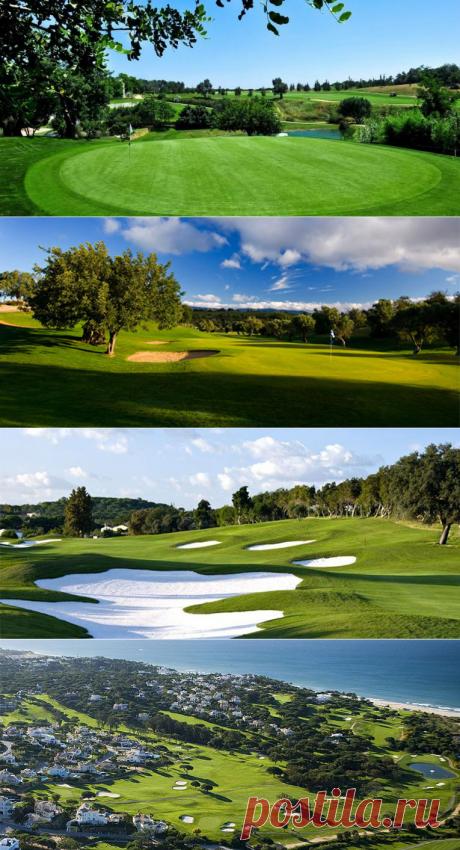 Os 5 melhores campos de golfe do Algarve - E-Konomista