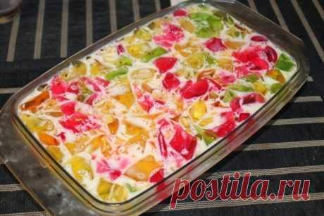 Десерт Самоцветы / Необычные поделки