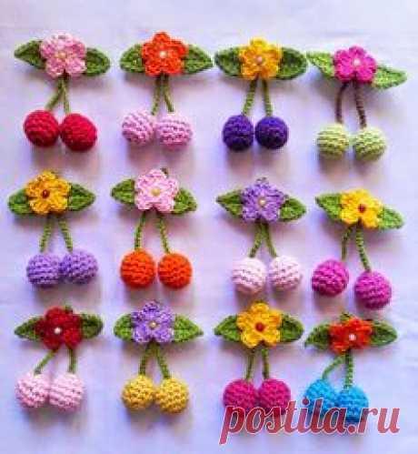 andrea croche: 28 IDEIAS PARA APROVEITAR SOBRAS DE LINHA (PARTE 1)   Crochet & Knit.