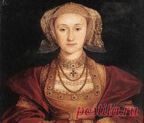 Сегодня 16 июля в 1557 году умер(ла) Анна Клевская-АНГЛИЯ