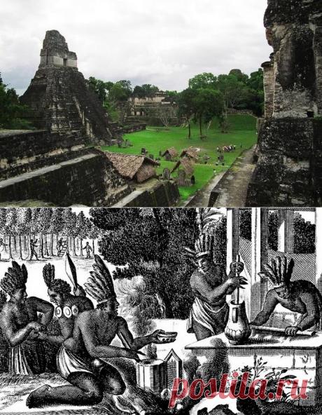 Малоизвестные факты о древней цивилизации майя