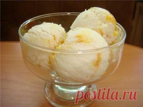 Домашнее мороженое из творога – простой и вкусный десерт! / Простые рецепты