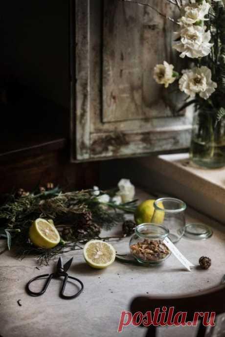 Мудрые книги да травы сушёные, Пол деревянный, стены белёные. Чай с ароматом листа земляничного, Вышивки гладкая нить. Пахнет вербеной и чуточку клевером, Ночь раскрывается бархатным веером. В небе луна, ко всему безразличная. Некуда, право, спешить...  Ведьма Белого Острова