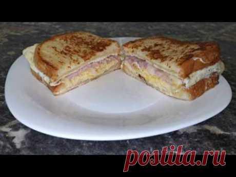 Вкусный и сытный завтрак за пару минут! - YouTube