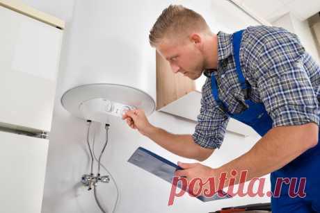 Как прожить 10 дней без горячей воды? Выбираем водонагреватель - Realty.dmir.ru (Недвижимость и Цены).