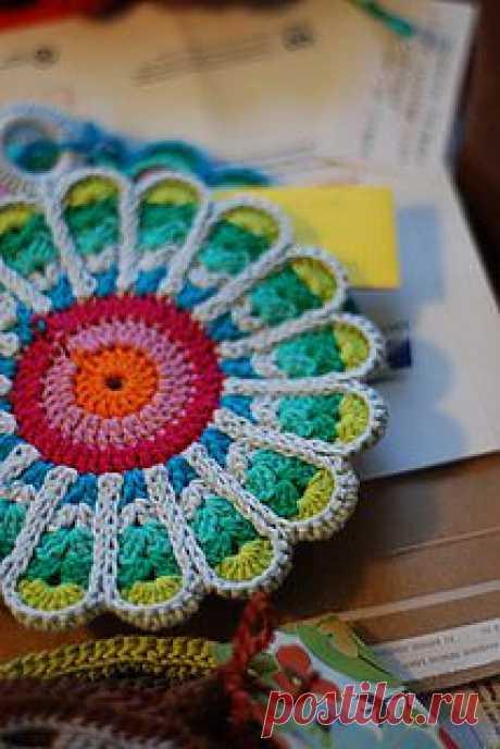 potholder swap 2010   Flickr - Photo Sharing!