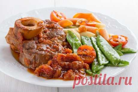 Оссобуко: итальянское мясное блюдо — Sloosh – кулинарные рецепты