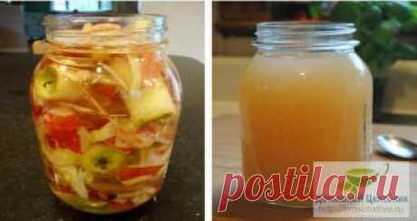 Делаем яблочный уксус из свежего урожая: два простых рецепта. Очень полезный уксус, рекомендуем всем! Яблочный уксус на ржаных сухариках Очень широко используется яблочный уксус — он и без запаха, да и для здоровья полезен. Есть замечательный рецепт витаминного напитка — надо в стакане теплой воды растворить столовую ложку меда и столовую ложку яблочного уксуса и выпивать каждое утро натощак — это кладезь витаминов. Так как мы тут все рукодельные, …