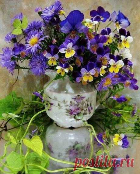 «Purple purple flower's Amor perfeito, Flores amor perfeito, Amores perfeitos» — карточка пользователя Елена П. в Яндекс.Коллекциях