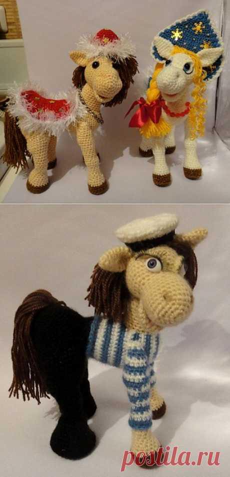 Лошадка от Irinadas.