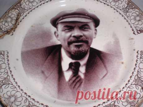 Как Ленин приобрел паспорт помещика Ленина и стал Лениным