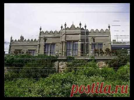 Воронцовский дворец-жемчужина Крыма | ИЗ СЕМЕЙНОГО СУНДУЧКА | Татьянин блог