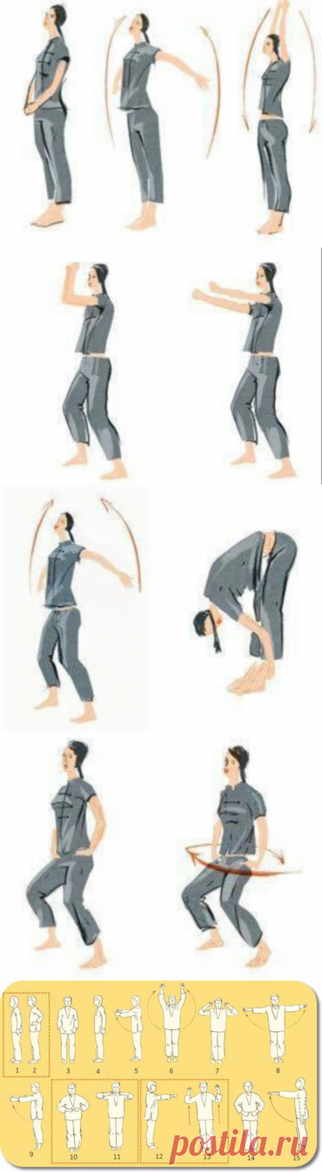 Фитнес: Дыхательная Гимнастика Цигун Во время занятий гимнастикой цигун необходимо внимательно следить, правильно ли вы дышите.