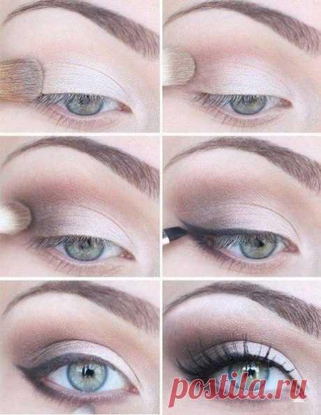 13 лучших вариантов макияжа для ваших глаз | На каблуке | Яндекс Дзен