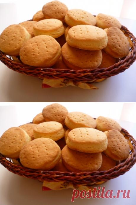 Мягкое сметанное печенье - Простые рецепты Овкусе.ру