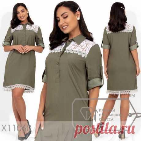Джинсовое платье в большом размере : красивые платья 48+ уже на сайте. Смотрите фото. Скидка.