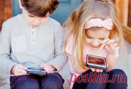 Дети и гаджеты: 5 правил, которые не дадут появиться зависимости | Мой Маленький Малыш | Яндекс Дзен