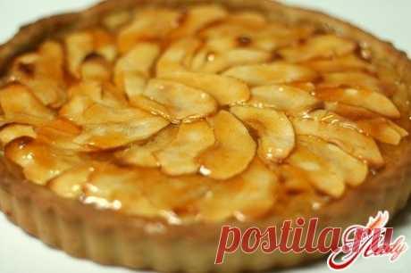 Французский яблочный пирог: изысканность и простота