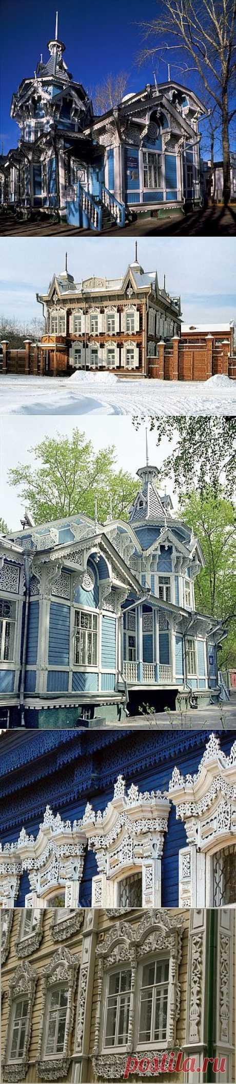 (+1) сообщ - Русские терема: деревянное зодчество | Непутевые заметки