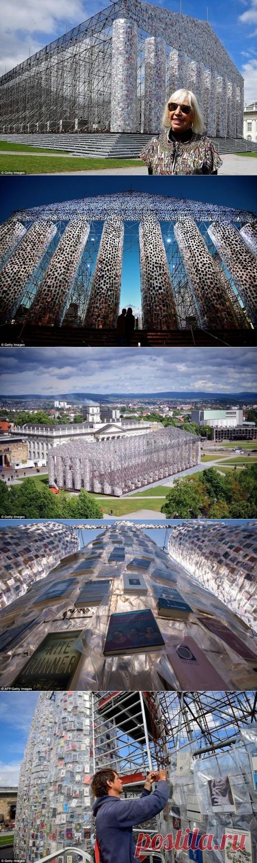 Гигантская копия Парфенона в Германии — Туризм