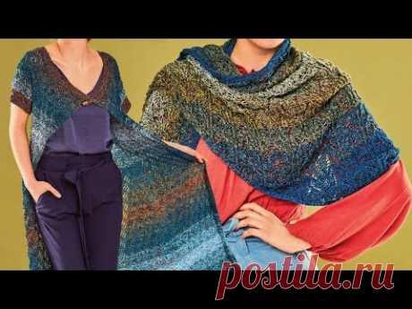 Летние модели крючком и спицами - Crochet and knitting summer patterns