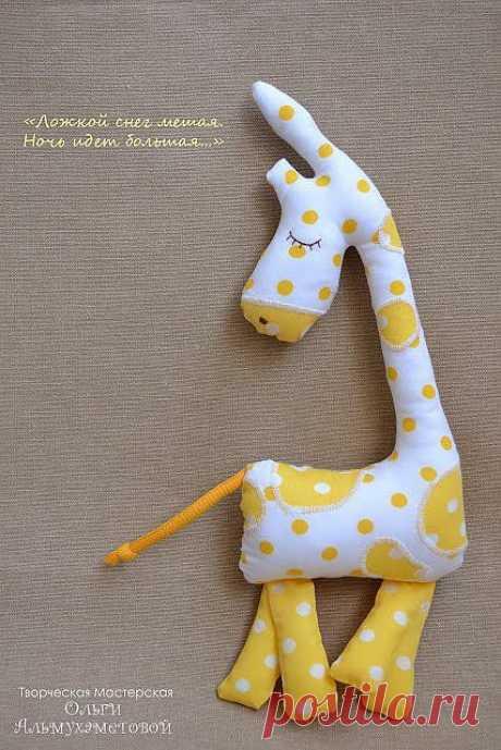 Игрушки-подушки. Часть 1 / Разнообразные игрушки ручной работы / PassionForum - мастер-классы по рукоделию