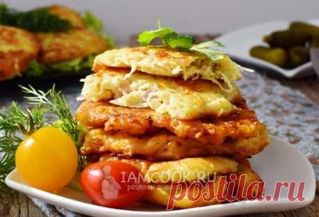 Брамбораки по-чешски — рецепт с фото. Как готовить чешские картофельные лепешки брамбораки?