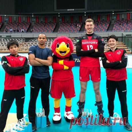 Как дела у Мусэрского в Японии? | Большой Волейбол | Яндекс Дзен