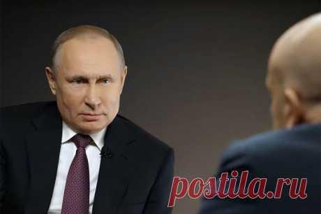 17 СЕР-Владимир Путин рассказал, что будет делать после 2024 года О том, в каком статусе он видит себя после 2024 года, откуда получает информацию и кому больше всего верит, президент Владимир Путин рассказал в семнадцатой серии видеоинтервью ТАСС.