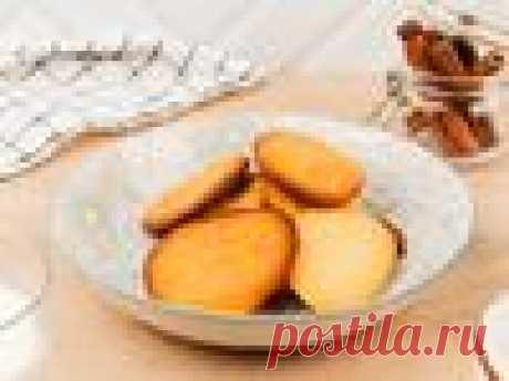 Песочное печенье – пошаговый рецепт приготовления с фото