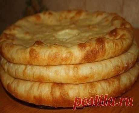 Как приготовить осетинские пироги с картошкой. - рецепт, ингредиенты и фотографии