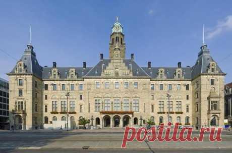 Достопримечательности Роттердама (Голландия)