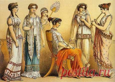Блог о Греции Greeknotes.ru | Отдых в Греции: У красоты древние корни: что ели и как ухаживали за собой древнегреческие женщины?
