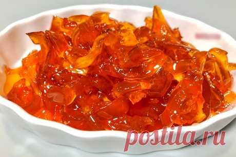 Потрясающее яблочное варенье, похожее на прозрачные цукаты в сиропе - Вкусные рецепты - медиаплатформа МирТесен